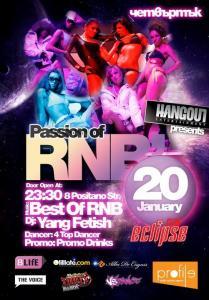 PASSION OF RNB